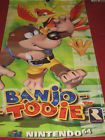 Nintendo 64 Banjo Tooie Rare Promotional Banner - http://video-games.goshoppins.com/video-gaming-merchandise/nintendo-64-banjo-tooie-rare-promotional-banner/