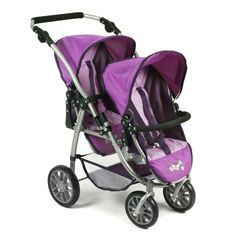 Christmas Toys For Girls, Cool Toys For Girls, Tandem, Buggy, Bayer Chic 2000, Baby Doll Strollers, Baby Dolls For Sale, Kids Ride On Toys, Prams And Pushchairs