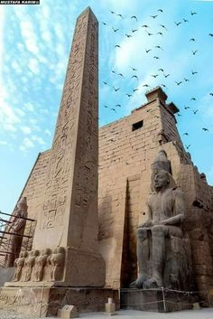 Luxor, Building, Travel, Viajes, Buildings, Trips, Traveling, Tourism, Architectural Engineering