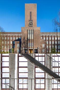 Architecture: GG/A Griesemann & Griesemann, Wilhelmshaven/DE | Metal construction: Büthe & de Wall GmbH, Schortens/DE | Window systems: Janisol Arte 2.0 | Manufacturer: Jansen AG, Oberriet/CH | Picture credit: Jörg Trittner