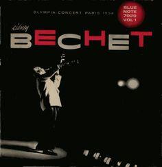 Sidney Bechet - Olympia Concert, Paris (1954)