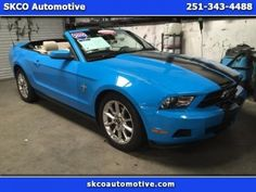 2010 Ford Mustang $15,950