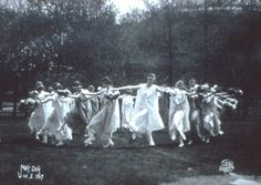 May Fete 1917
