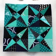 world without end quilt block