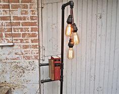 industrial bathroom lighting - Google Search
