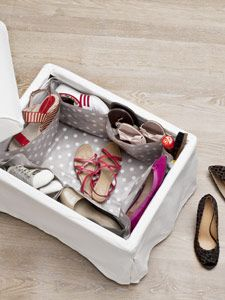 DIY Shoe Storage Ottoman | Design With J9 DIY | Pinterest | Diy shoe storage Shoe storage ottoman and Organizing & DIY Shoe Storage Ottoman | Design With J9: DIY | Pinterest | Diy ...