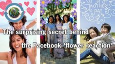 The secret behind Facebook's purple flower reaction