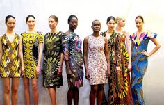 African Prints in Fashion: Let's sparkle: Ere Dappa Design
