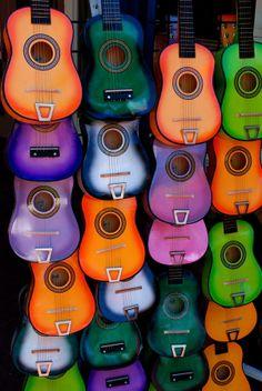 Guitarras by Luis-Enrique  on 500px
