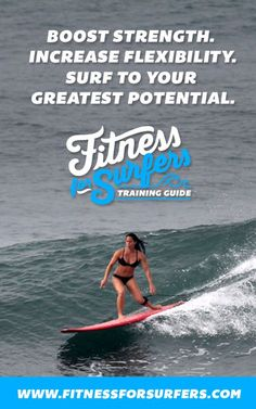 Surfing workout and fitness, plus yoga for surfers from The Surfing Site. Build strength, balance & flexibility and prevent soreness with our Surfer's Workout.