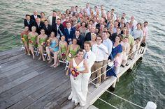 Boyett|Watson family and friends #lasterrazas #destinationwedding #belize