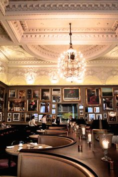 Berners Tavern, Fitzrovia: http://www.poppyloves.co.uk/2014/09/london-edition-luxury-staycation-hometown.html