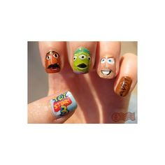The Daily Nail: June 2010 found on Polyvore