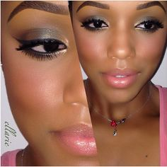 i don't like pink cheeks but other than that it perfect