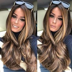 Hairjoy Woman Harajuku Ombre Cosplay Wavy Wig High Temperature Fiber Synthetic Hair 80cm Long Finely Processed Synthetic Wigs