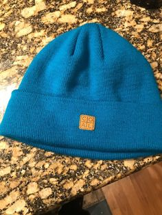 70b20bbbfb5 COAL HEADWEAR TURQUOISE BEANIE WINTER HAT ACRYLIC ONE SIZE SOFT COMFY   fashion  clothing