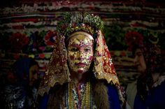 Some young Bulgarian Muslim women are reviving traditional wedding customs that were suppressed during the communist era.