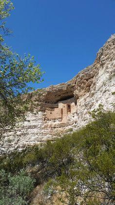 Montezuma Castle, Camp Verde, AZ......April