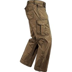 Character clothing | Riley Woodlawn | Men's Beefy 10-oz. Twill Cargo Pants for work @ home & farm | YA fiction