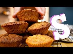 SLIMMERS' BREAKFAST MUFFINS RECIPE - SORTED - YouTube