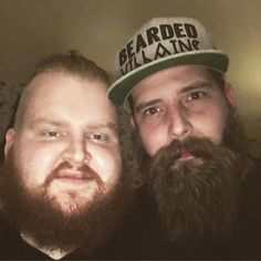 """Having a great time with my brother @alexander_berg ⚔️BΣΛЯDΣD VILLΛIПS ⚔️ #BVmember #BVSCmember #Beardedvillains #Beardedvillainssweden #BVSC #BeardedVillainsworldwide #swedishvillain #villainsalute #familyfirst #thegoldenroad #beardeddad #stayloyal #stayvillain #staybearded #skägg #beard #beards #instabeard #beardsofinstagram #beardedmodel #photooftheday #beardedvillainsqueens  @Beardedvillains @von_Knox @Beardedvillains_sweden @Beardedvillains_queens ⚔ Bearded Villains Sweden ⚔…"