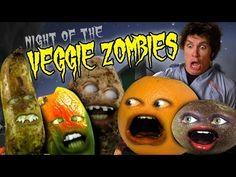 Annoying Orange HFA: Veggie Zombies - http://www.viralvideopalace.com/realannoyingorange/annoying-orange-hfa-veggie-zombies/