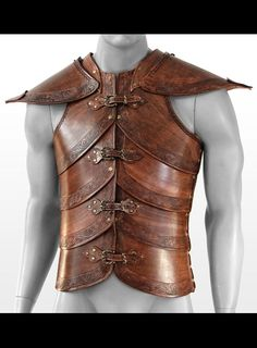 Fantasy elf armour with a wow factor. Zoom the picture its worth seeing the detail. Great work.