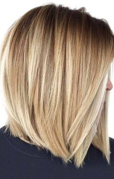 Lovely Hairstyles For Shoulder Length Hair Straight Bob ❤️ Let the short hair style change your life! To change means to improve yourself, do not hesitate to open yourself up and embrace what is yours! ❤️ See more: - Lovely Hairstyles For Shoulder Length Medium Bob Hairstyles, Hairstyles With Bangs, Straight Hairstyles, Bob Haircuts, Layered Haircuts, Black Hairstyles, Short Straight Hair, Short Hair Cuts, Thick Hair