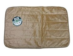 Iconic Pet Premium Long Plush Crate Mat Large Brown * Find out more about the great product at the image link.