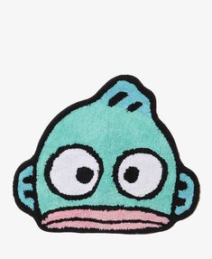 I just ordered this Sanrio Hangyodon™ Bath Rug. My favorite character. :)