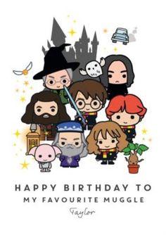 Harry Potter Hermione, Images Harry Potter, Harry Potter Cards, Harry Potter Cartoon, Harry Potter Stickers, Harry Potter Printables, Theme Harry Potter, Cute Harry Potter, Harry Potter Poster