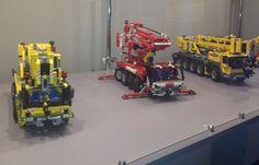 Lego pojazdy specjalistyczne