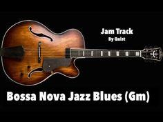 Bossa Nova Jazz Blues Backing Track (Gm) - YouTube Learn Guitar Chords, Guitar Chord Chart, Jazz Guitar, Music Guitar, Piano Music, Playing Guitar, Stan Getz, Guitar Riffs, Backing Tracks
