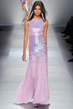 Blumarine Fall 2012 Ready-to-Wear Fashion Show - Shanina Shaik