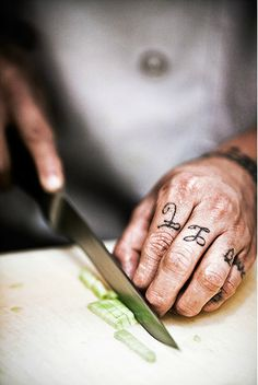 Chef ink.