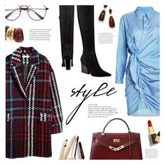 """""""Take Off"""" by lisalockhart ❤ liked on Polyvore featuring Kendall + Kylie, Hermès, Dolce&Gabbana, Tom Ford, Salvatore Ferragamo and Kendra Scott"""