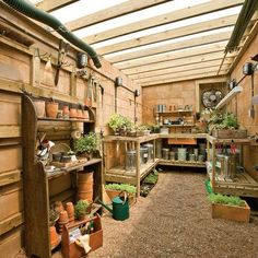 Organize Your Garden Shed