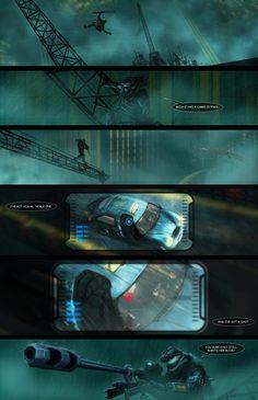Halo: A Fistful of Arrows 40 by LeviWasTaken Master Chief, Halo Mega Bloks, Halo Game, Halo Reach, Video Game Memes, Geek Art, Gaming Memes, Geek Stuff, Star Wars