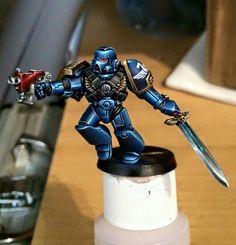 Non Metallic Metal - Ultramarine