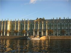 Inside Winter Palace St. Petersburg | Winter Palace, St. Petersburg - Russia