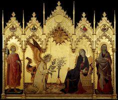 アンティークアナスタシア 神戸北野町 聖母マリアに関するレファレンス 受胎告知の図像学 Iconology of the Annunciation