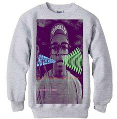 f142639c640 vintage grey spike lee MICHAEL JORDAN mars BLACKMON sweater sweatshirt nba  bulls men retro xmas small-2xl ( 35.00) - Svpply