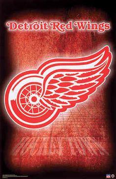 Detroit Red Wings <3 <3