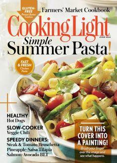 COOKING LIGHT Magazine - http://www.rekomande.com/cooking-light-magazine/