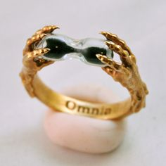 omnia means all things in Latin