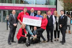 The Mall Brave Challenge Raises Thousands For EAAA