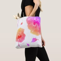 Shop Crazy pink Poppy Tote Bag created by Buy_ArtDuo. Pink Poppies, Blue Flowers, Shopping Day, Holiday Photos, Custom Clothes, Fathers Day Gifts, Flower Designs, Poppy, Wedding Gifts