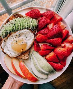 Healthy Food Choices, Healthy Snacks, Healthy Eating, Healthy Recipes, Snacks Recipes, Clean Eating, Food L, Diy Food, Food Porn