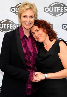 Jane Lynch & Dr. Lara Embry May 31, 2010