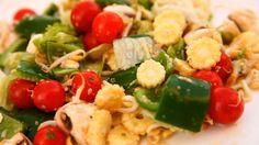 How To Make Healthy Lebanese Salad || Healthy Recipes